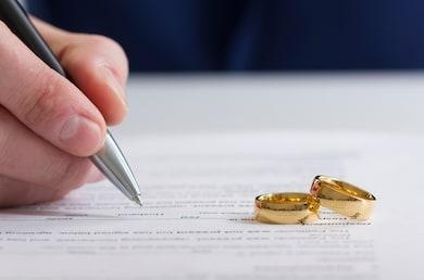 cerere de divort
