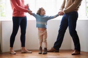 divort cu copii