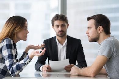 Divort fara acordul unuia dintre soti
